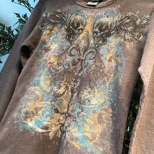 Signature Miami Ink Thermal Longsleeve Shirt